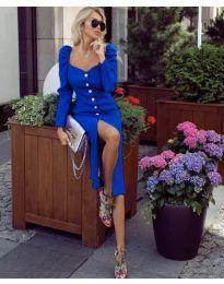 Rochie - cod 4418 - cer albastru