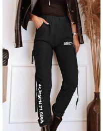 Pantaloni - cod 1142 - negru