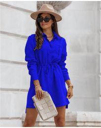 Rochie - cod 132 - cer albastru