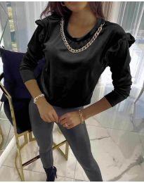 Bluza - cod 6189 - negru