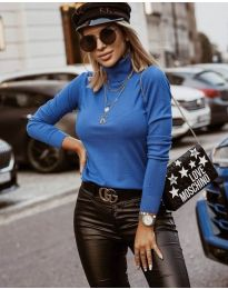 Bluza - cod 8861 - cer albastru