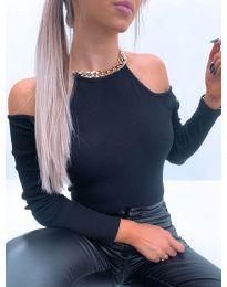 Bluza - cod 4191 - negru