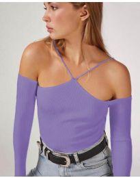 Bluza - cod 8063 - violet