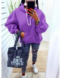 Bluza - cod 328 - violet