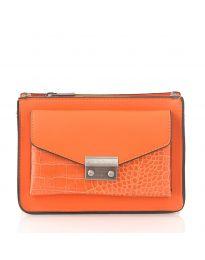 Geantă - cod D8506 - portocaliu