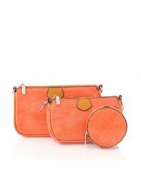 Geantă - cod NH2889 - portocaliu