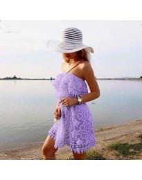 Rochie - cod 4849 - violet