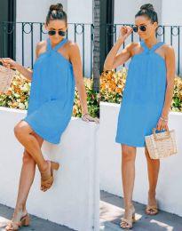 Rochie - cod 9103 - albastru