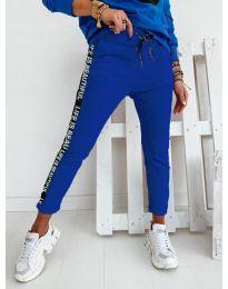 Pantaloni - cod 3062 - cer albastru