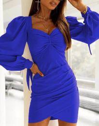 Rochie - cod 0363 - cer albastru