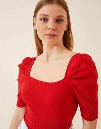 Tricou - cod 1300 - roșu