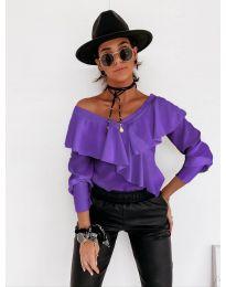 Bluza - cod 6030 - violet