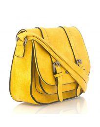 Geantă - cod 91866 - galben
