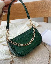 Geantă - cod B299 - verde