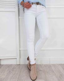 Pantaloni - cod 0325 - 1 - alb