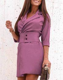 Rochie - cod 1356 - violet