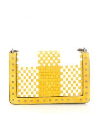 Geantă - cod 92083 - galben