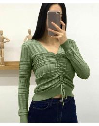 Bluza - cod 385 - verde