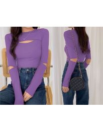 Bluza - cod 0566 - violet