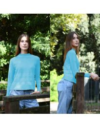 Bluza - cod 912 - cer albastru