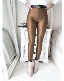 Pantaloni - cod 2789 - 1 - cappuccino