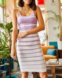 Rochie - cod 0998 - violet