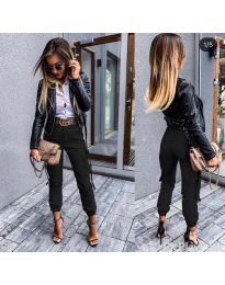 Pantaloni - cod 091 - 2 - negru