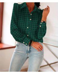 Camasa - cod 654 - verde unt