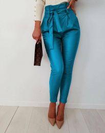 Pantaloni - cod 6194 - cer albastru
