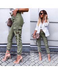 Pantaloni - cod 091 - 3 - verde