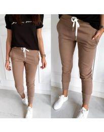 Pantalon Trening - cod 3486 - maro