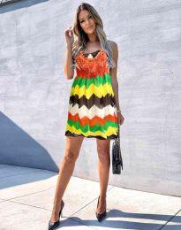 Rochie - cod 0969 - 1 - multicolor