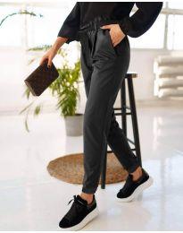 Pantaloni - cod 4750 - 1 - negru