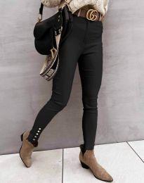Pantaloni - cod 0123 - 1 - negru