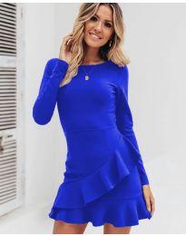 Rochie - cod 2909 - cer albastru
