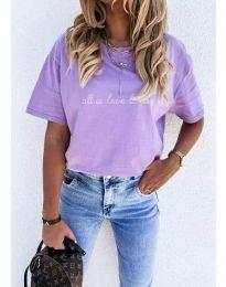 Tricou - cod 36755 - violet