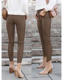 Pantaloni - cod 5052 - maro