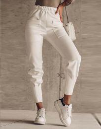 Pantaloni - cod 2252 - alb