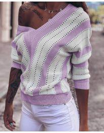 Bluza - cod 786 - violet