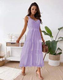 Rochie - cod 4672 - violet deschis