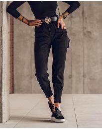Pantaloni - cod 5664 - negru