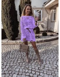 Rochie - cod 6208 - violet