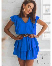 Rochie - cod 7173 - cer albastru