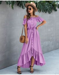 Rochie - cod 564 - violet