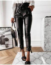 Pantaloni - cod 2090 - negru
