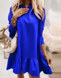 Rochie - cod 9376 - cer albastru