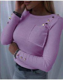 Bluza - cod 1597 - 2 - violet