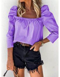 Bluza - cod 9906 - violet