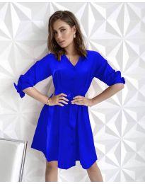 Rochie - cod 9028 - cer albastru