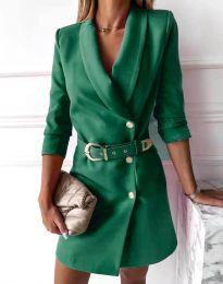 Rochie - cod 9257 - verde